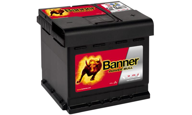 Banner Power Bull  12V 50Ah / P50 03