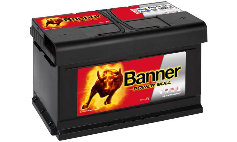 Banner Power Bull V Ah P  Batteriepool De