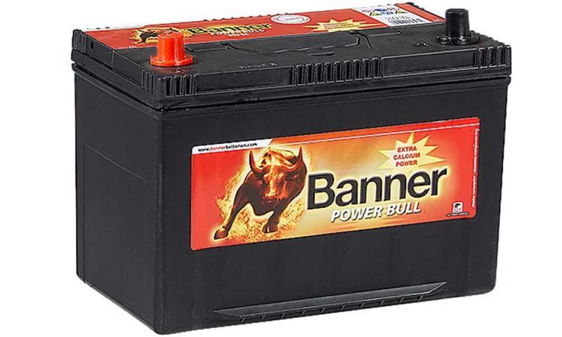 banner power bull 12v 95ah p95 05. Black Bedroom Furniture Sets. Home Design Ideas