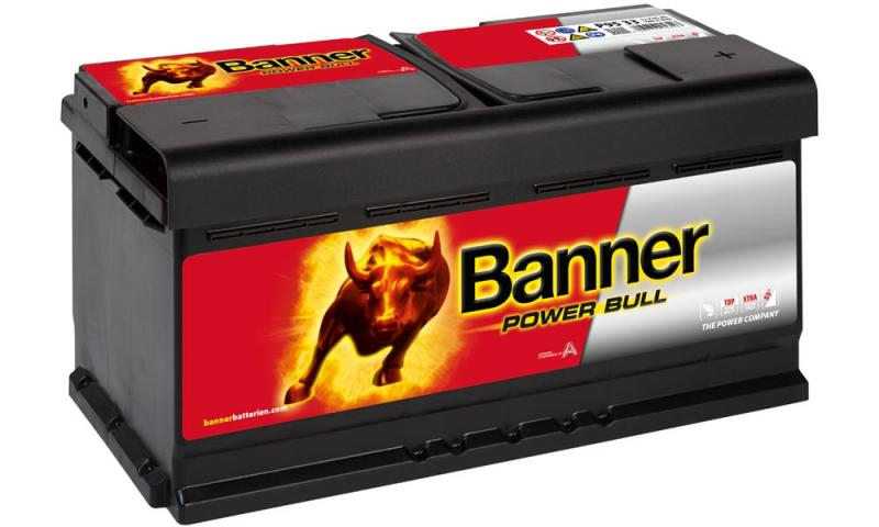 Banner Power Bull  12V 95Ah / P95 33