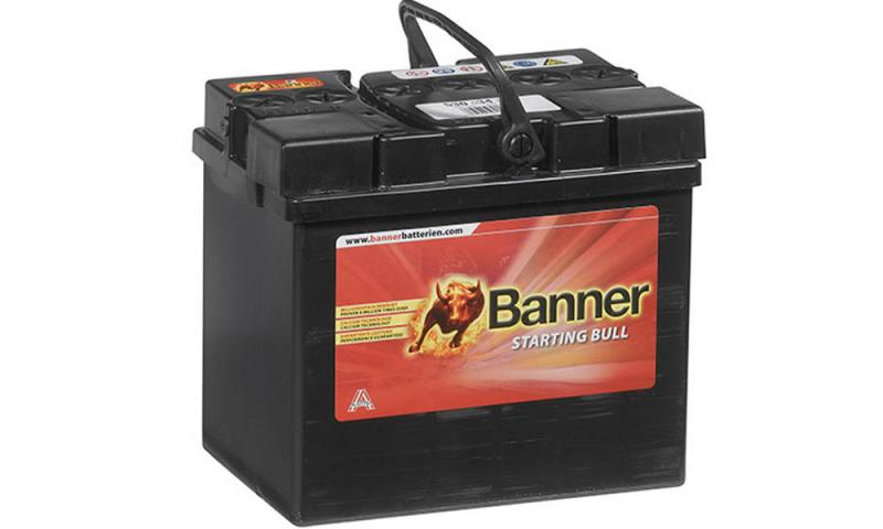 Banner Starting Bull V Ah   Batteriepool De